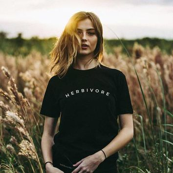 Herbivore T-Shirt Graphic Tee