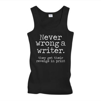 Never Wrong A Writer - On Sale
