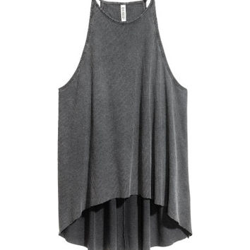 H&M Ribbed Jersey Camisole Top $17.99