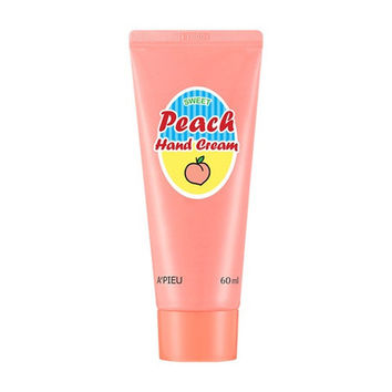 [APIEU] Peach Hand Cream