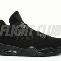 "air jordan 4 retro ""black cat"" 