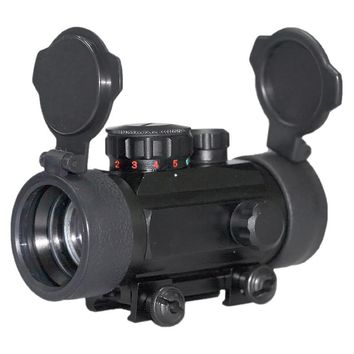 Hunting Accessories Military Gear Holographic Reflex Laser Red Green Dot Tactical Scope Sight for Rifle 20mm Rail
