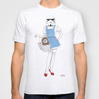 Dorothy trooper T-shirt by Cisternas | Society6