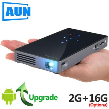 Home Theater Mini Smart Projector, D5S, Android 7.1, WIFI, Bluetooth, HDMI