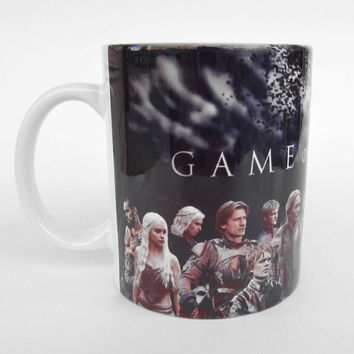 Game Of Thrones mug,Stark ,Eddard Stark,Arya Stark,Daenerys Targaryen mugs,Catelyn Stark,Jaime Lannister coffee mugs Tea Cups