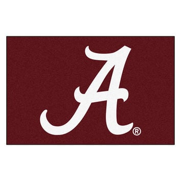 Alabama Crimson Tide NCAA Starter Floor Mat (20x30)