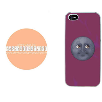 Moon Emoji iPhone 4/4s 5/5s/5c & iPod 4/5 Case
