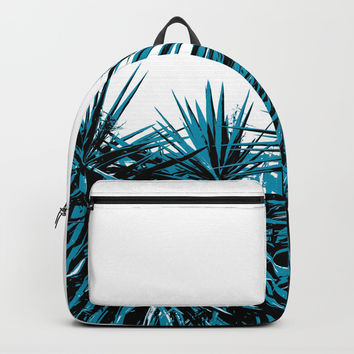 Yucca Trees Backpacks by ARTbyJWP
