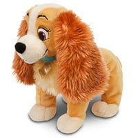 Disney Lady and the Tramp: Lady Plush -- 14'' L | Disney Store
