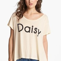 Wildfox 'Lazy Weekend' Oversized Tee | Nordstrom