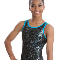 Black Moonstone Value Tank Leotard from GK Elite