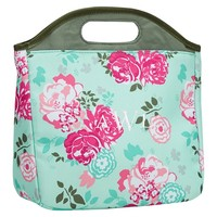 Gear-Up Garden Party Floral Lunch Tote