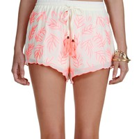 Sale-the Something In The Leaves Shorts
