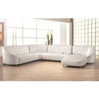 Divani Casa - Luxury Modern Leather Sectional Sofa