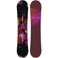 Burton - Womens Genie Snowboard 2015, 140 - Windward Boardshop