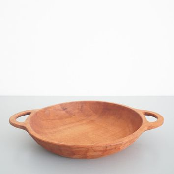 Loop Handle Fruit Bowl