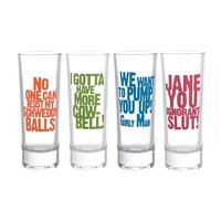 Saturday Night Live Best of Collection No.1 4- Tall Shot Glass