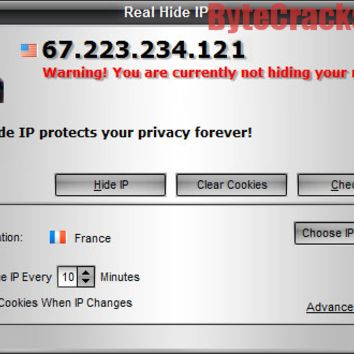 Real Hide IP 4.5.4.8 Crack Full Serial Key Download