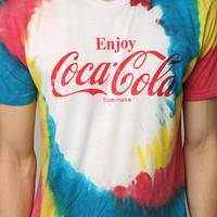 Urban Outfitters - Coca-Cola Tie-Dye Tee