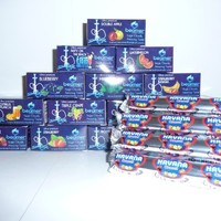 100 Premium Havana Quick Light Charcoal and 1 Beamer Ultra Premium Hookah Molasses for Hookahs and Incense. 10 Total Rolls of 10 Charcoal