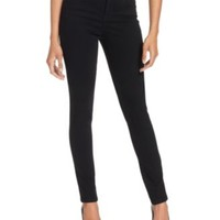 Style&co. Curvy-Fit Skinny Jeans, Black Wash | macys.com