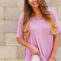 Tee Shirt Perfection {Violet}