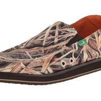 Sanuk Vagabond Blades Mossy Oak Slip-On Loafers