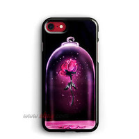 Rose beauty and the beast iPhone Cases Rose Samsung Galaxy Phone Case iPod cover