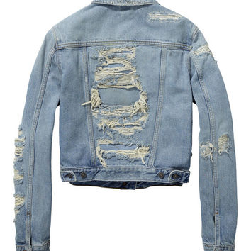 Denim Jacket - Rock 'n' Roll - Scotch & Soda