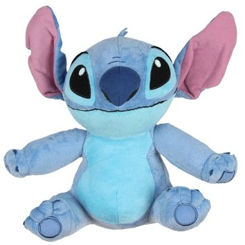Disney Lilo and Stitch Plush Medium Size Stitch Stuffed Animal Toy Doll 11""