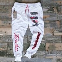 Hardearnt French Terry Yard Sweats White