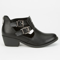 SODA Parade Womens Booties | Boots & Booties