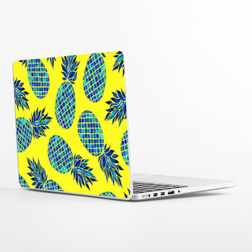 Pineapple Lush Laptop Skin