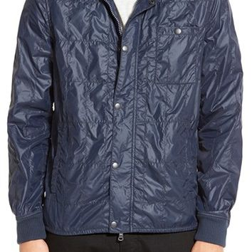 Men's John Varvatos Star USA Lightweight Quilted Bomber Jacket