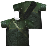 Arrow TV Show Sublimated Youth Costume T-Shirt