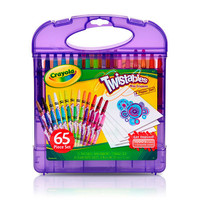 Mini Twistables Crayons & Paper
