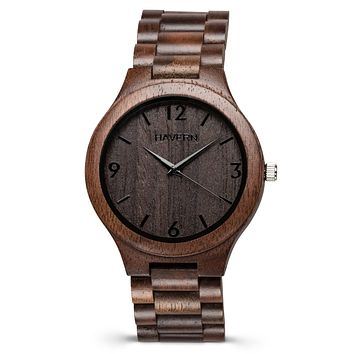 GROOMSMEN WATCHES // SET OF 7 // GROOMSMEN GIFTS // ALL WOOD WATCHES FREE ENGRAVING AND SHIPPING