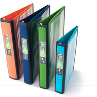 Staples BETTER® binders and dividers