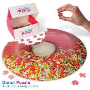 Takeaway Puzzle - Donut | spinninghat.com