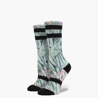 Stance Tangle Womens Crew Socks Multi One Size For Women 25079295701