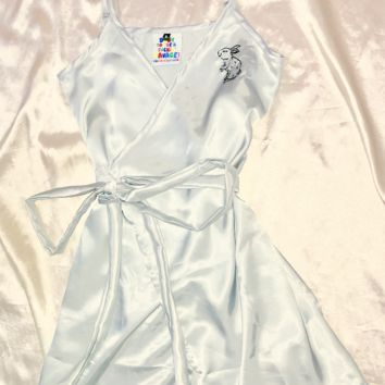 SWEET LORD O'MIGHTY! BUNNY SILK DRESS