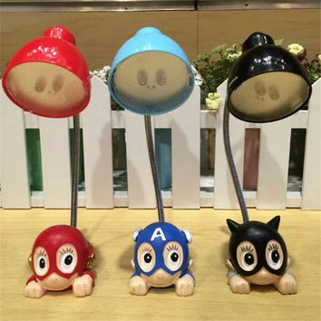Creative Cartoons Mini Lights Lamp [6283309958]
