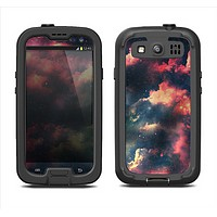 The Vintage Stormy Sky Samsung Galaxy S3 LifeProof Fre Case Skin Set