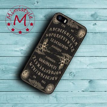 LMFUS4 Capa Top Quality Retro Ouija Board Case for iPhone 7 6 5S SE 6S Plus 5 5C 4S 4 Cover for iPod Touch 6 5 Case.