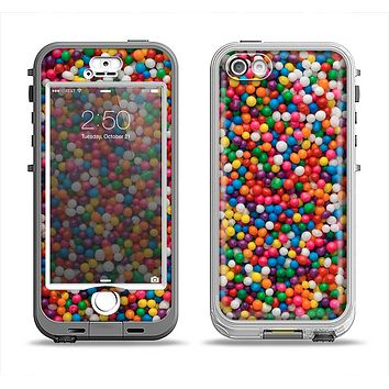 The Tiny Gumballs Apple iPhone 5-5s LifeProof Nuud Case Skin Set