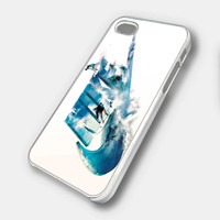 Nike Surfing the Waves Logo 3373  iPhone Case by SUPERDUPERCASE