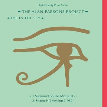 Eye In The Sky - Alan Parsons, BluRay