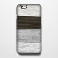 Natural Stripes iPhone 6 Case/Plus/5S/5C/5/4S Protective Case #913