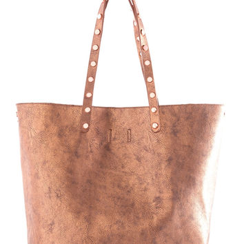 Kylie Tote by Shiraleah - Copper