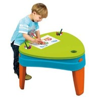 Ecr4kids Plastic Children Play Island Sand Water Game Toy Table For Kids / Toddler Ecr4kids Plastic